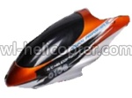 CX-010-parts-02 Kabinenhaube(Orange)