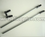 CX-011-Ersatzteile-19 Support pipe with fixtures