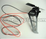 CX-011-Ersatzteile-23 Verticall wing & Tail motor with wire & Tail blade