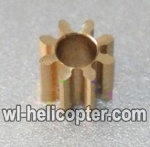 MJX-T41C-helicopter-parts-17 Motor copper gear