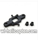 MJX-T41C-helicopter-parts-21 Lower main grip set with 2 fan fixed member