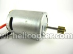 802-helicopter-18 Main motor with short shaft and gear