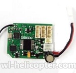 6051-parts-04 Circuit board,Receiver board