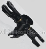 6051-parts-21 Main grip holder & Main shaft head & Pin & Bearing & Other parts  together