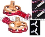 Skytech-M12-Ersatzteile-12 side wing pack(2pcs-Include the 2pcs Side motor and 2pc side blades)-Red