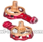 Skytech-M12-Ersatzteile-16 side wing pack(2pcs-Not Include the 2pcs Side motor,Not include the 2pc side blades)-Red