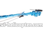 Skytech-M12-Ersatzteile-31 Whole tail unit-Blue