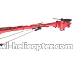 Skytech-M12-Ersatzteile-32 Whole tail unit-Red