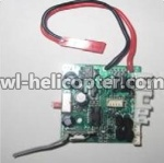 U16-parts-10 Circuit board,Receiver board