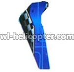 U16-parts-38 Verticall wing-Blue