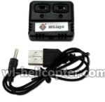 V252-parts-13 Balance charger & Usb Charge wire