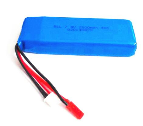 Wltoys V333 parts-05 7.4v 2600mah Battery 40C