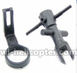 WL V911-47 Centra axis & wheel Helicopter part