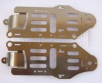 WL-V912-helicopter-27 Upper side metal frame(2 Stück)