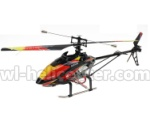 WL-V913-Ersatzteile-43 Single Helicopter(Not include remote control)